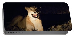 Nightmare Lioness Portable Battery Charger