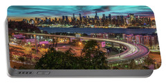 Nj And Ny Sunrise Portable Battery Charger