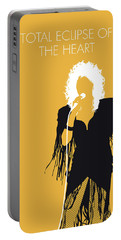 No264 My Bonnie Tyler Minimal Music Poster Portable Battery Charger