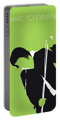 No286 My The Strokes Minimal Music Poster Portable Battery Charger