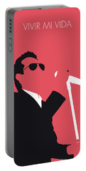 No292 My Marc Anthony Minimal Music Poster Portable Battery Charger