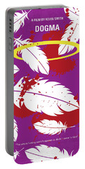 No992 My Dogma Minimal Movie Poster Portable Battery Charger