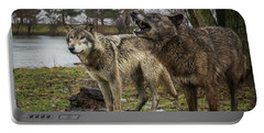 Noisy Wolf Portable Battery Charger