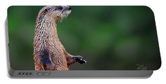 Norman The Otter Portable Battery Charger