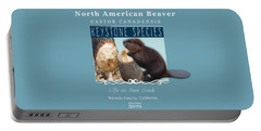 North American Beaver Portable Battery Charger