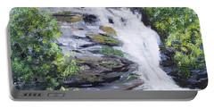 North Carolina Waterfall Portable Battery Charger