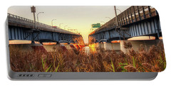 North Grand Island Bridges Portable Battery Charger