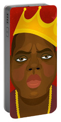 Notorious Big Portable Battery Charger