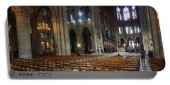Notre-dame Portable Battery Charger