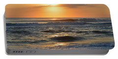 Portable Battery Charger featuring the photograph November 3, 2018 Sunrise by Barbara Ann Bell