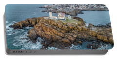 Nubble Light Winter Portable Battery Charger