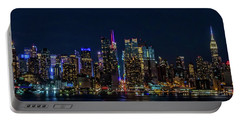 Nyc At Night Portable Battery Charger