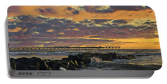 Ob Sunset No. 3 Portable Battery Charger