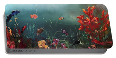 Ocean Beauty Portable Battery Charger