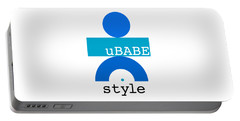Ocean Blue Babe Portable Battery Charger