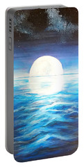 Ocean Moon  Portable Battery Charger