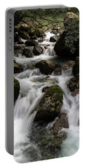 Portable Battery Charger featuring the photograph Odneselvi, Norway by Andreas Levi