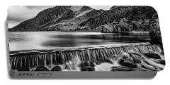 Ogwen Weir Snowdonia Portable Battery Charger