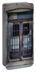 Old Door Portable Battery Charger