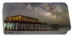 Old Frisco Pier Portable Battery Charger