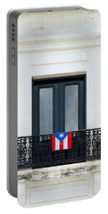 Old San Juan - Window Portable Battery Charger