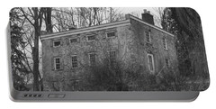 Old Stone House - Waterloo Village Portable Battery Charger
