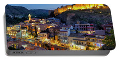 Portable Battery Charger featuring the photograph Old Tbilisi by Fabrizio Troiani