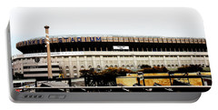 Old Yankee Stadium Portable Battery Charger