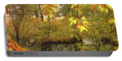 Once A Pond A Time Portable Battery Charger