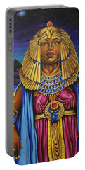 One Night Over Egypt Portable Battery Charger