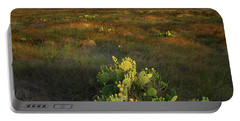 Opuntia, Mustang Island State Park Portable Battery Charger