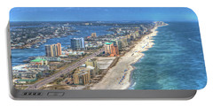 Orange Beach East Portable Battery Charger