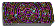 Portable Battery Charger featuring the photograph Orbital Alignment by Debbie Stahre
