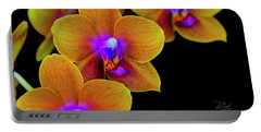 Orchid Study Ten Portable Battery Charger