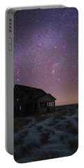 Portable Battery Charger featuring the photograph Orion  by Aaron J Groen
