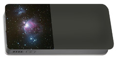 Orion Nebula Portable Battery Charger