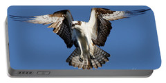 Portable Battery Charger featuring the photograph Osprey by Sue Harper