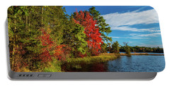 Oswego Lake Pinelands Portable Battery Charger
