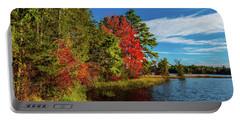 Oswego Lake Pinelands Portable Battery Charger