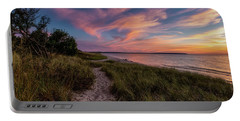 Otter Creek Sunset Portable Battery Charger