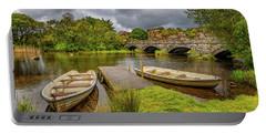 Padarn Lake Bridge Llanberis Portable Battery Charger