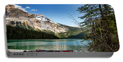 Paddles For Emerald Lake Portable Battery Charger