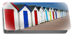 Paignton Beach Huts Portable Battery Charger