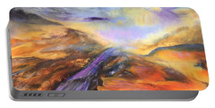 Paint Rock Texas Portable Battery Charger
