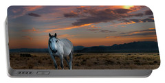 Pale Horse Portable Battery Charger