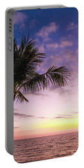 Palm In Paradise Portable Battery Charger