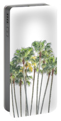 Palm Tree Grove Portable Battery Charger