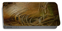 Palm Tree Straw Portable Battery Charger