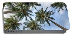 Palms  Beach Portable Battery Charger