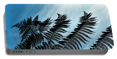 Palms Flying High Portable Battery Charger